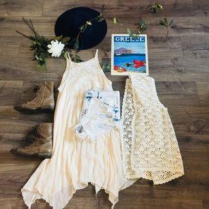 Mamma Mia 🦋 The Crochet Vest